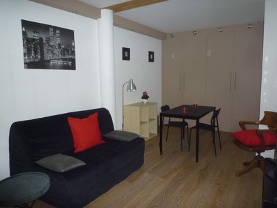 Photo for STUDIO FOCH - Very quiet - 10 mn walk from Terreaux - 2 km from Part Dieu train station