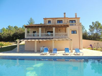 Photo for Casa Encanto - Brand New Country House with Private Pool and Impressive Views to the Tramuntana Mountains!! - Free WiFi