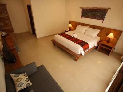 Photo for Pool View Room With Garden at Legian, Kuta - Bali