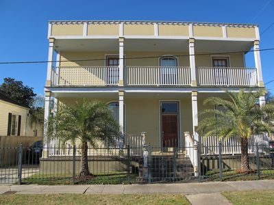 Photo for Garden District Upscale Home w/Gated Parking-July & August Special