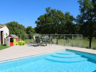 Photo for Luxury family holiday with great golf, wine tasting and cycling on quiet lanes