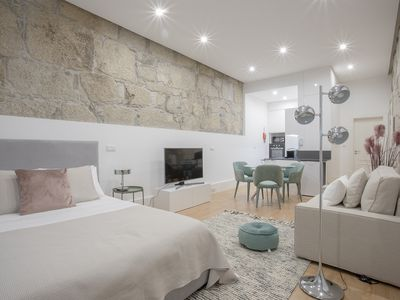 Photo for Liiiving in Porto | Downtown Luxury Apartment 0T