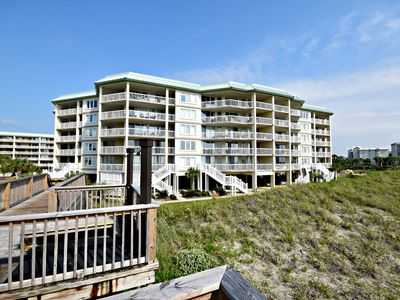 Photo for Litchfield By the Sea -  Oceanfront Condo - Pool and Hot Tub