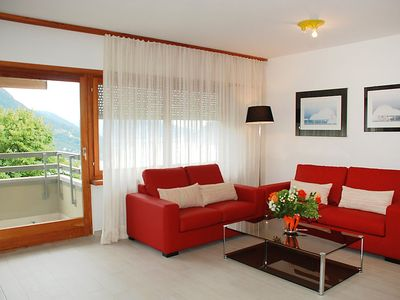 Photo for Apartment in Lugano with Lift, Parking, Internet, Washing machine (48327)