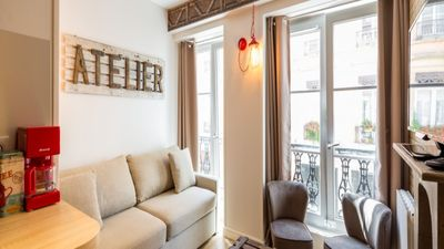 Photo for L'ATELIER - Wonderful flat in Lyon center close to Opera and Town Hall