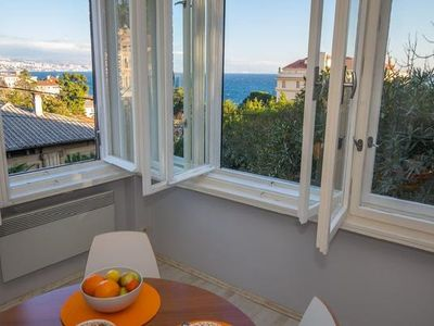 Photo for Holiday apartment Opatija for 2 - 4 persons with 1 bedroom - Holiday apartment in a villa