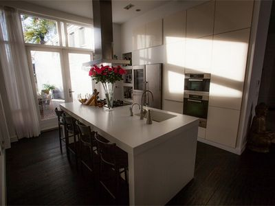 Photo for Luxury city apartment with terrace in the Latin quarter of Maastricht (center)