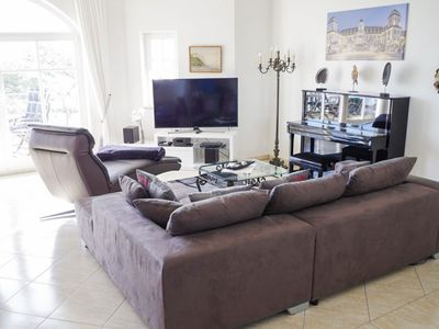 Photo for Apartment penthouse (app. 11-1 bedrooms) 1. Row on the beach and sea