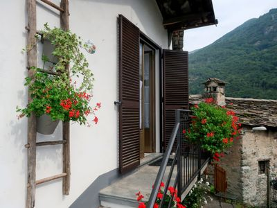 Photo for Apartment Tirolo (SPA102) in Sparone - 3 persons, 1 bedrooms