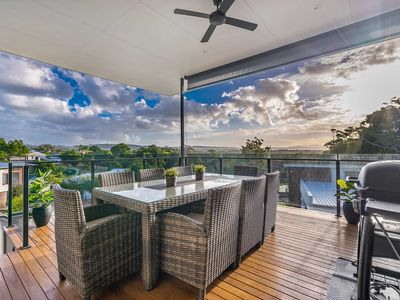 Photo for A Perfect Stay – Wollumbin Haus Byron - new contemporary home, plunge pool