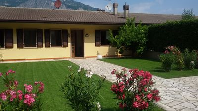 Photo for Holiday apartment Navene for 1 - 6 persons with 3 bedrooms - Holiday apartment