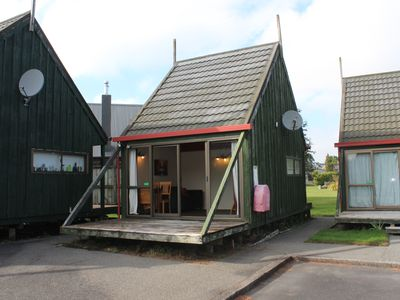 Photo for A cosy, cute, no fuss chalet