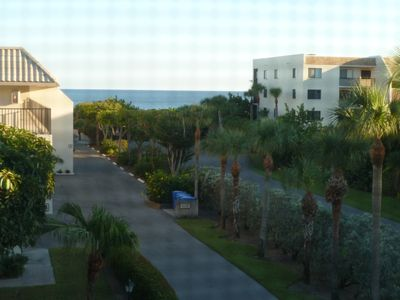 Beautiful View of Gulf from our condo