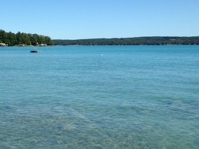 Photo for NW Michigan & Lake Charlevoix vacation paradise