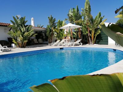 Photo for Villa 15 in premium location on Oura beach, Albufeira