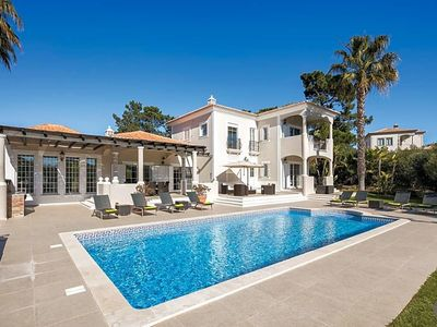 Photo for 4 bedroom Villa, sleeps 8 in Cavacos with Pool, Air Con and WiFi