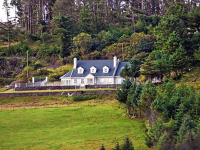 Photo for Detached dormer bungalow in exceptional location with spectacular far reaching panoramic views…