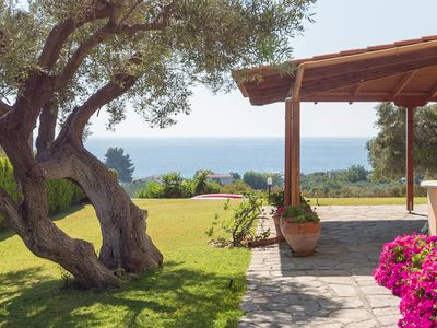 Photo for Bellevue,  a Summer house with beautiful sea view