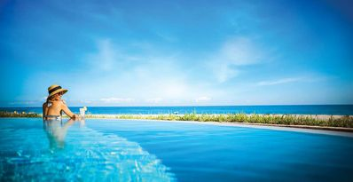 Photo for RITZ-CARLTON LUXURY ON THE BEACH SUMMER SPECIAL