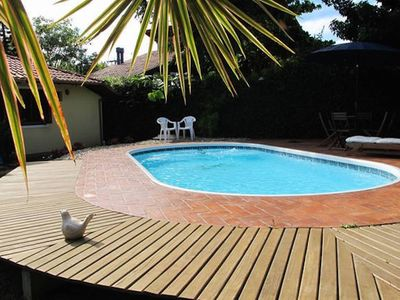 Photo for STYLISH HOUSE OF 4 BEDROOMS WITH SWIMMING POOL IN LAGOON OF CONCEIÇÃO