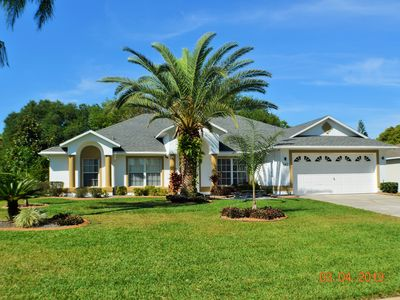 Photo for Stay in ***** The-Florida-Villa ***** where first class is standard.