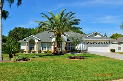 The-Florida-Villa is in a superb location to stay.