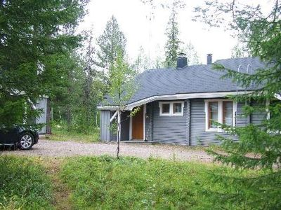 Photo for Vacation home Ylläsriemu c1 in Äkäslompolo - 5 persons, 1 bedrooms