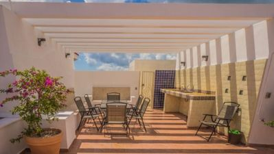 Photo for Penthouse Property With 3 Bedrooms At Paseo Del Sol