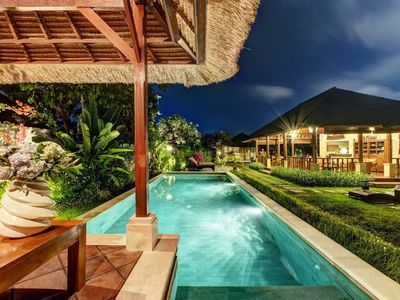 Photo for A Spacious 4 Bedrooms villa in the hear of Seminyak.