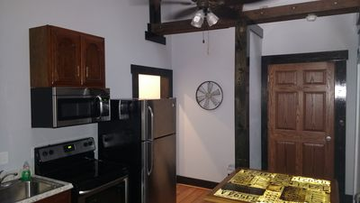 Photo for One Den, One Bedroom, Downtown Condo