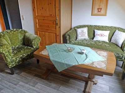 Photo for Lovely apartment for 3 people with WIFI, TV, balcony, pets allowed and parking