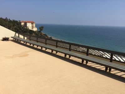 Photo for Malibu Celebrity Home: Ocean Views, Steps to the beach & Getty Villa