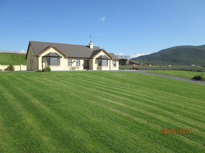 Photo for Beautiful,peaceful,cottage,ideal base for touring kerry,wild Atlantic way, Wifi