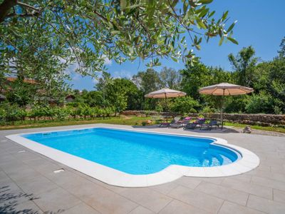 Photo for Vacation home Mila in Krk/Dobrinj - 8 persons, 4 bedrooms