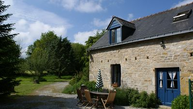 Photo for House with 6 beds with a plot of about 1 hectare and a heated pool