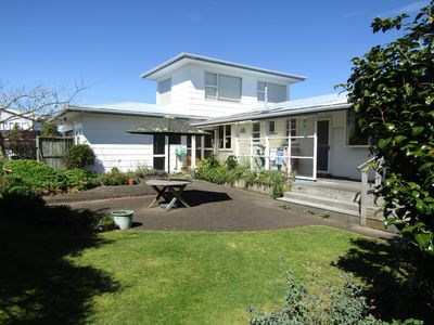 Photo for Tamamutu Central - Spacious & central home with beautiful surroundings.