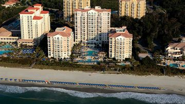 Marriott's OceanWatch Villas at Grande Dunes, Myrtle Beach, SC, USA