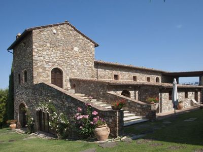 Photo for 1BR Apartment Vacation Rental in Cinigiano