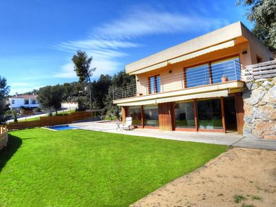 Photo for SPECTACULAR VILLA WITH POOL AND SEA VIEWS