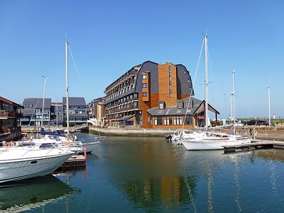 Photo for Apartment Les Marinas  in Deauville - Trouville, Normandy - 3 persons, 1 bedroom