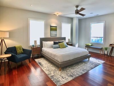 Photo for Modern Condo Downtown in the French Quarter - walk to EVERYTHING!