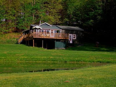 Pleasant Valley Hideaway front view