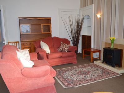 Photo for Budget apartment accommodation in Dunoon Sleeps 5 in 2 bedrooms