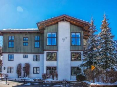 Photo for Vail Village Penthouse Condo, Vail Mountain Views
