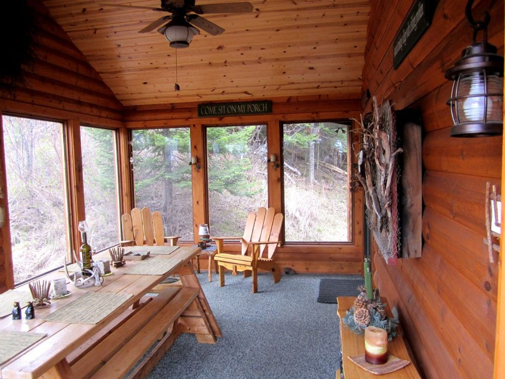 Property Image#11 Romantic Cabin Only Private Black Sand Beach On Lake  Superior (