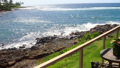 Photo for Air Conditioned Oceanfront Updated Condo With Large Lanai And Spectacular Views!