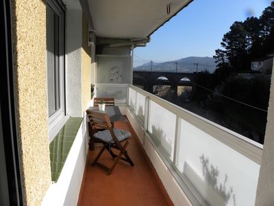 Photo for Newly remodeled apartment, very sunny and walking distance to the beach and the mountains.