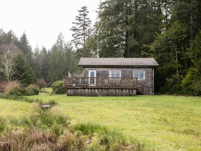 Photo for Wit's End located on a beautiful inlet property with tranquil views of the ocean