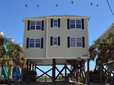 Photo for At Ease Too - Oceanfront in Garden City Beach