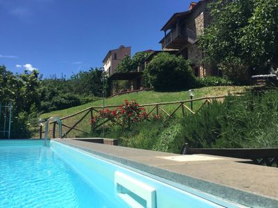 Photo for Apartment Podere L'Orsinghi App. D in Ravi - 6 persons, 3 bedrooms